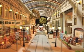 В Дубае строят самый большой в мире торговый центр