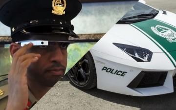 Полиция в Дубаи будет носить очки Google Glass
