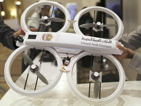 Дроны в Дубаи