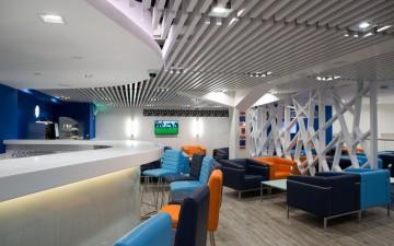 Авиакомпания Flydubai открыла зал для пассажиров бизнес-класса в Дубаи