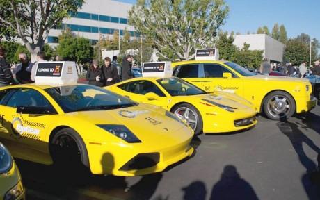 Люкс такси в Дубаи