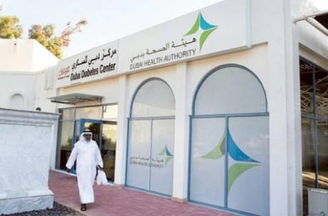 Медицина Дубаи