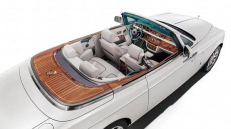 Rolls Royce Drophead в Дубаи