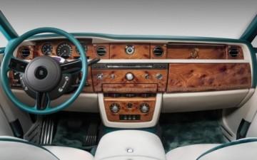 Специально для Дубаи Rolls-Royce презентовал Drophead