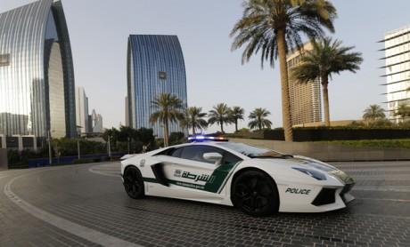 Lamborghini Полиция