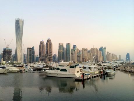 Жизнь в Дубаи