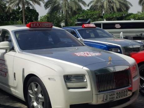 Такси Дубаи