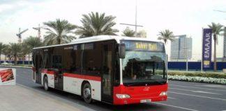 Автобусы в Дубаи