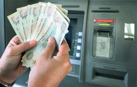 Банкомат Дубаи