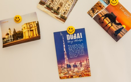 Открытки Дубаи