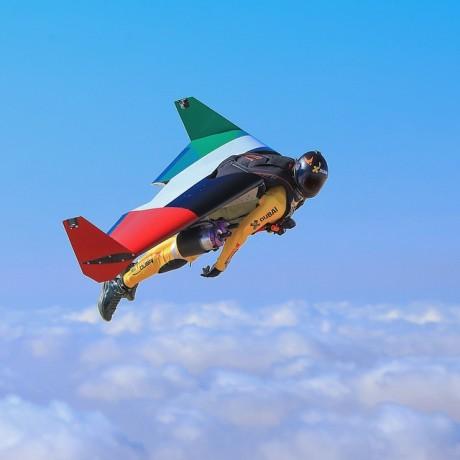Полет принца Дубая