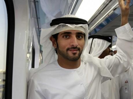 Принц Дубаи