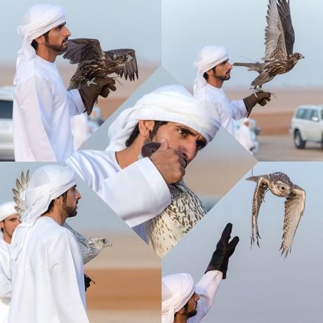Принц Дубая Хамдан бин Мохаммед бин Рашид
