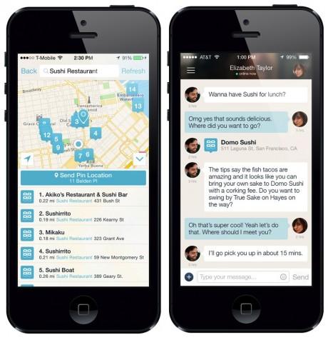 FourSquare пароль к Wi-Fi