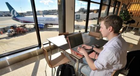 Бесплатный Wi-Fi в аэропорту