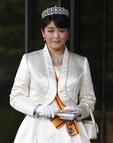 Принцесса Акисино Мако