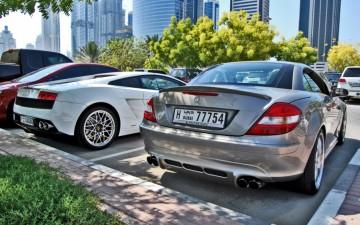 Парковки и стоянки в Дубае — все правила