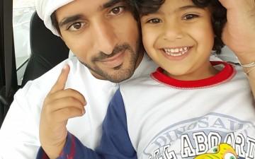 Маленький принц Дубая порвал Интернет и стал самым известным ребенком в мире