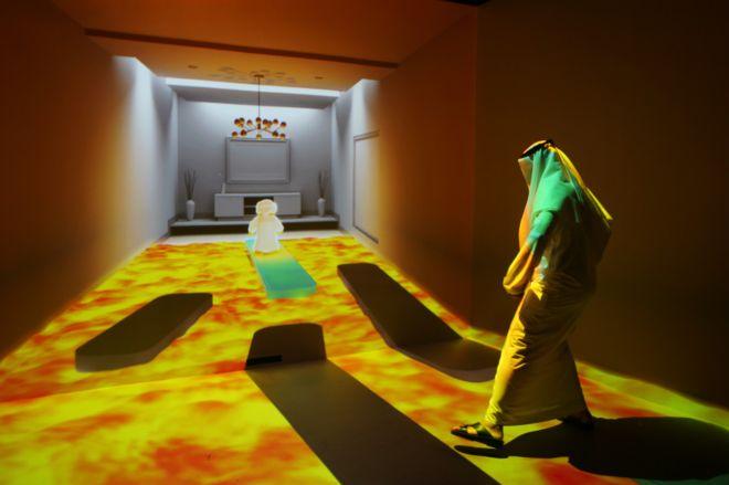 Музей будущего в Дубаи