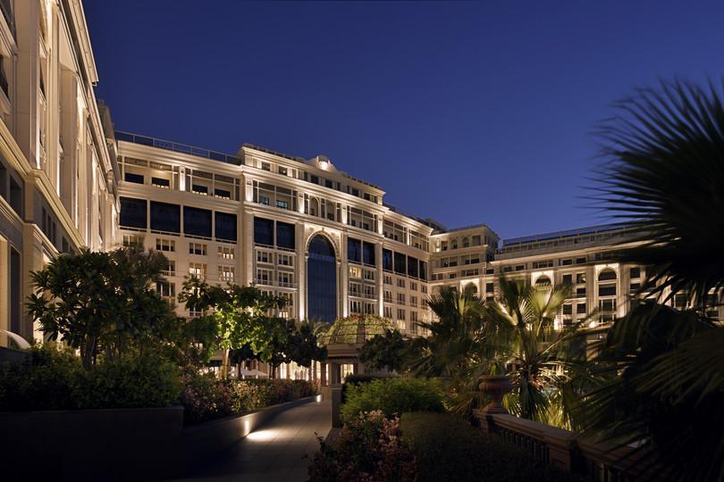 Отель Palazzo Versace Dubai