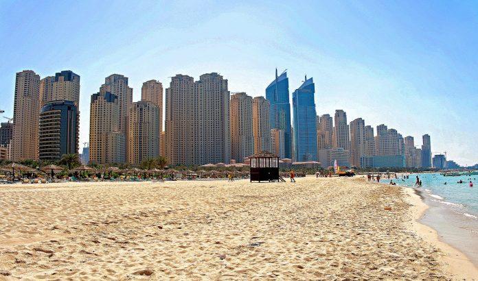 Береговая линия Дубаи