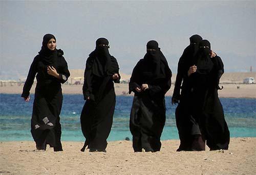 жизнь с арабским шейхом