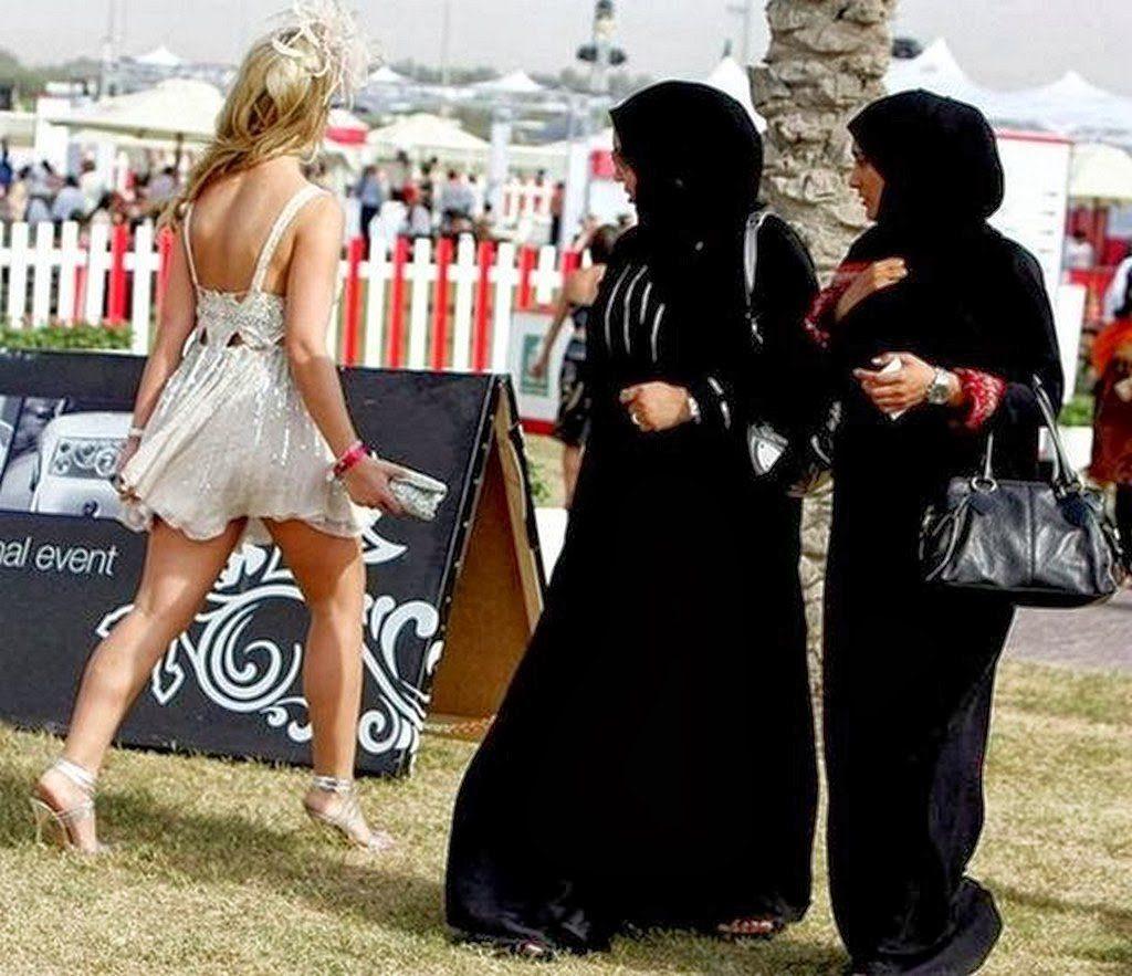 женщины в ОАЭ