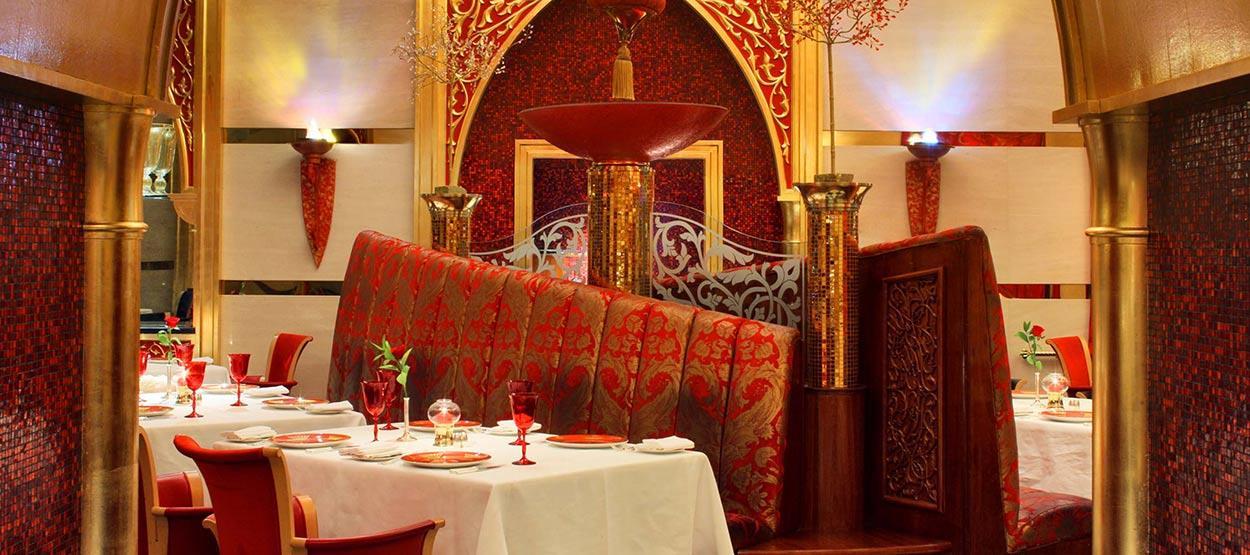 Ресторан Al Iwan
