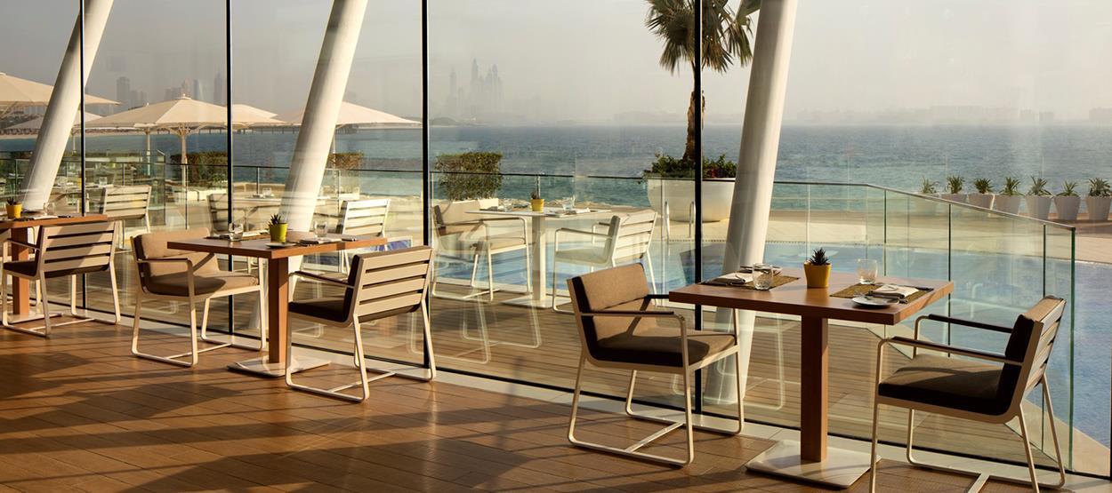 Ресторан Bab Al Yam