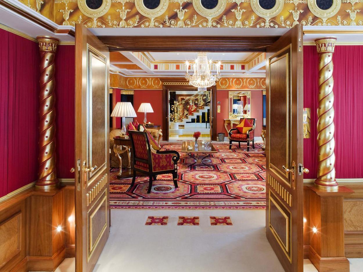 Комната в Бурдж Аль Араб