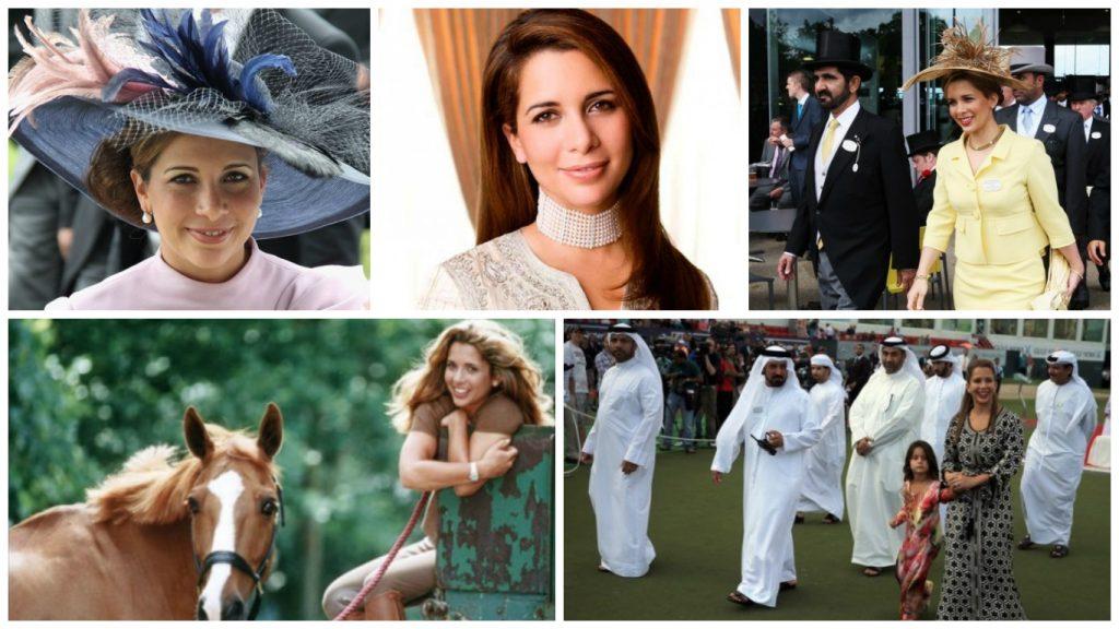 жена правителя Дубая