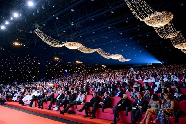 кинофестиваль в Дубаи