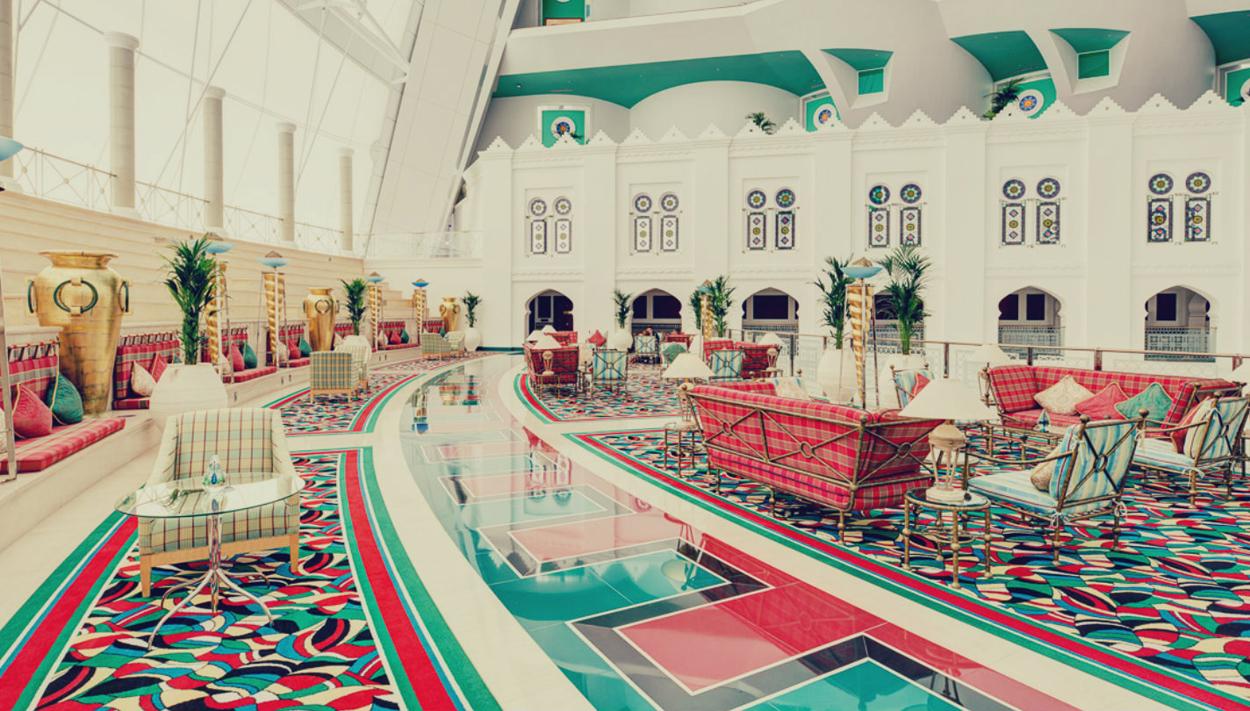 Talise Spa в Бурдж Аль Араб