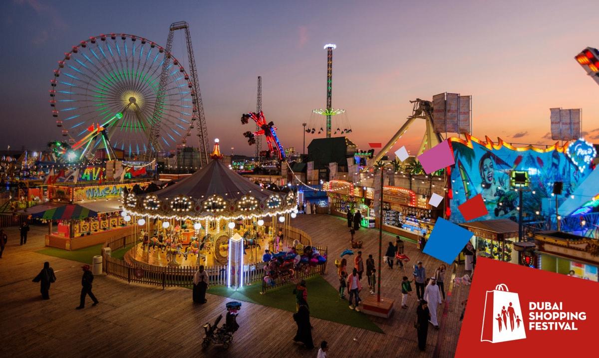 Дубай Шоппинг Фестивал