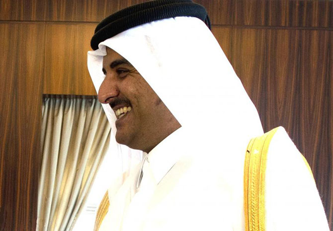 шейх Катара