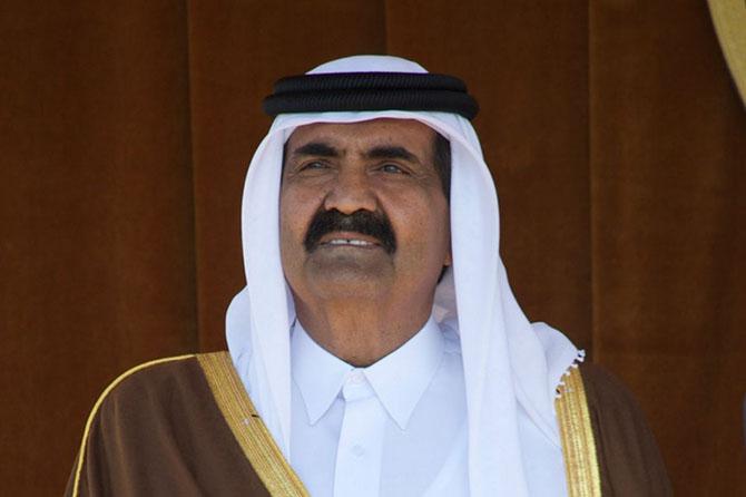 Шейх Хамад бен Халифа Аль Тани