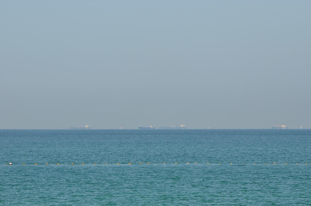 Персидский залив Дубаи