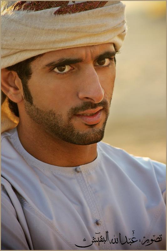 наследный шейх Дубая