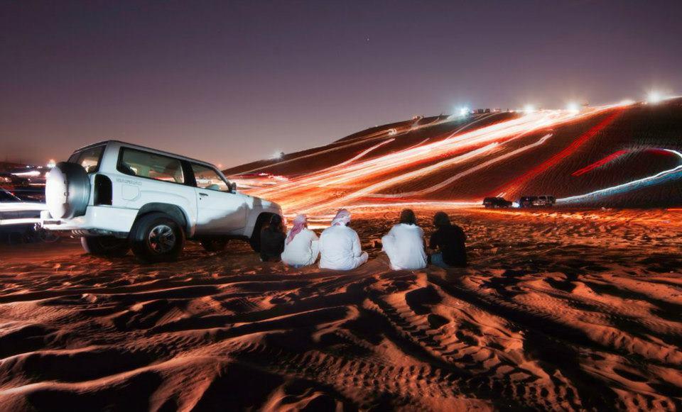 Джип сафари в Дубае