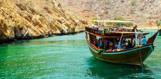 Морские прогулки в ОАЭ