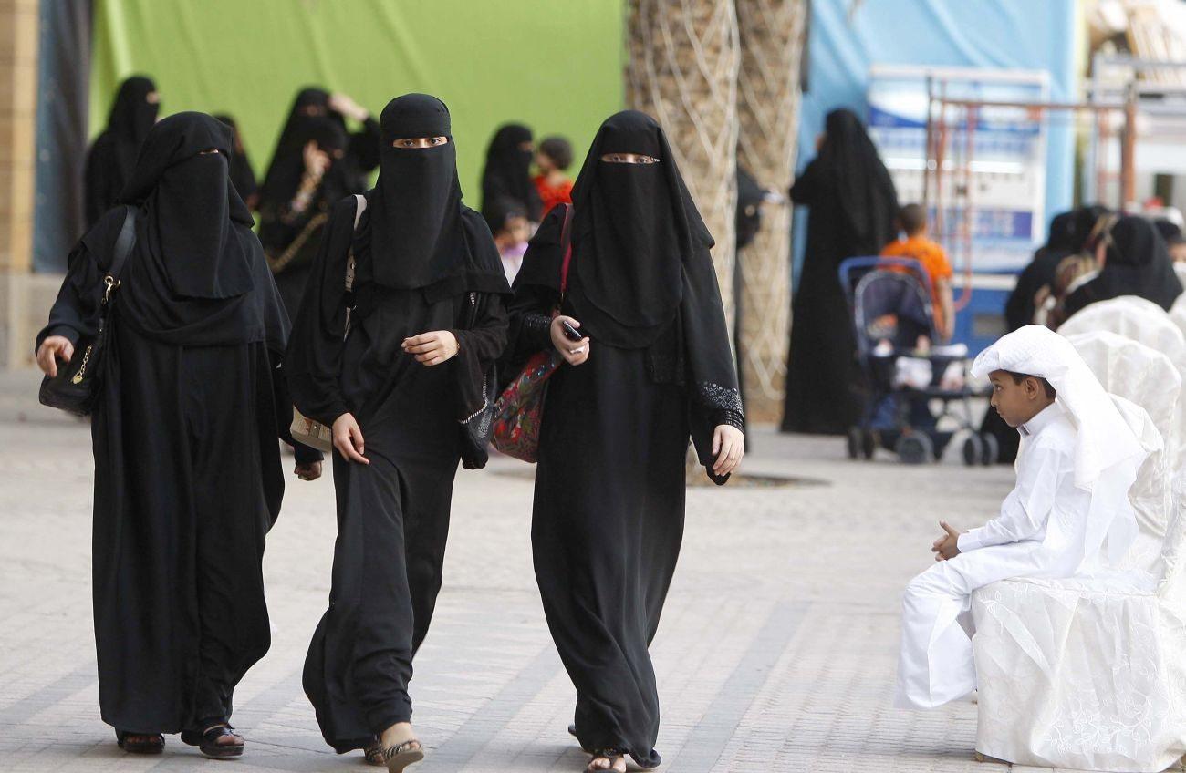 Отношение к женщине в ОАЭ