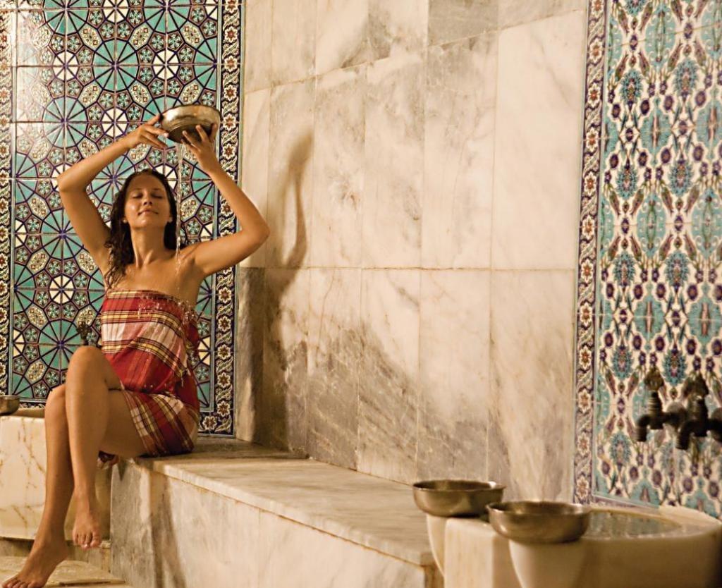 Марокканские бани в Дубае