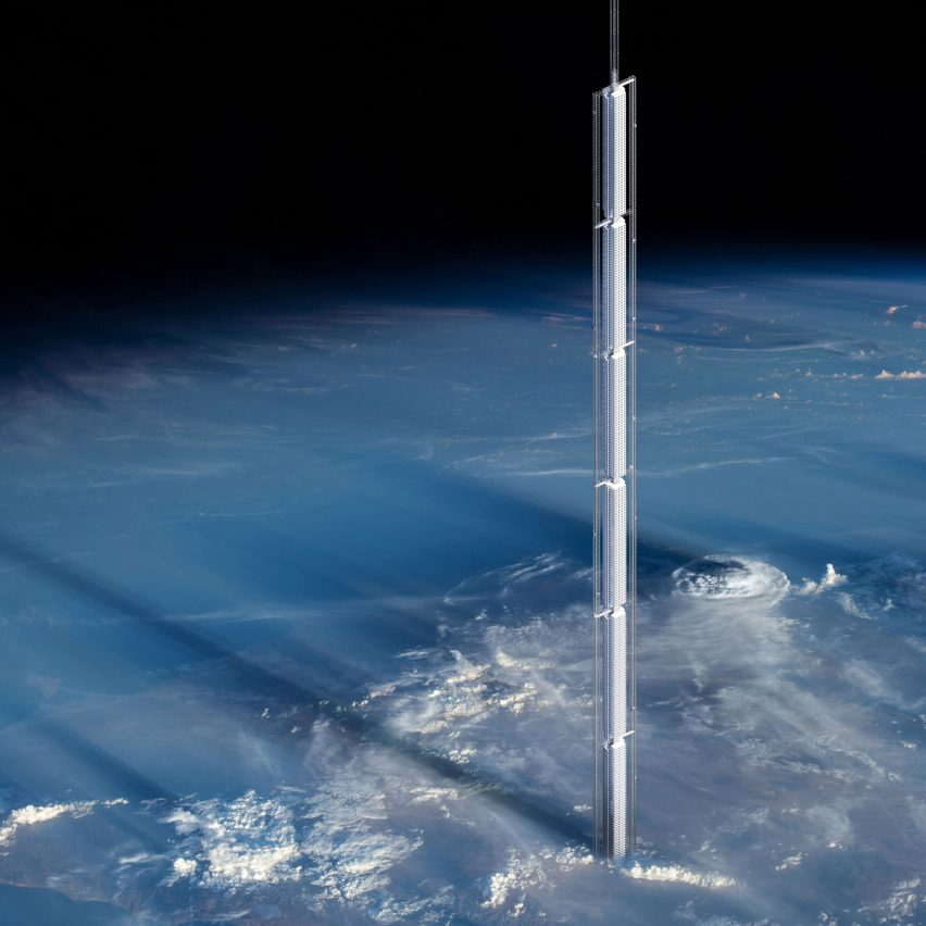 Архитекторы из США хотят построить в Дубае летающий небоскреб