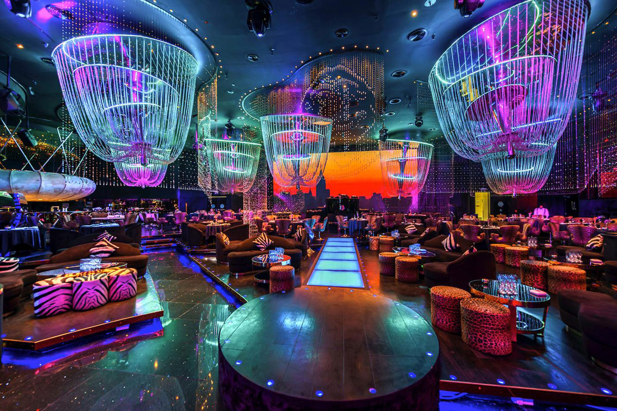 Кавалли клуб в Дубае