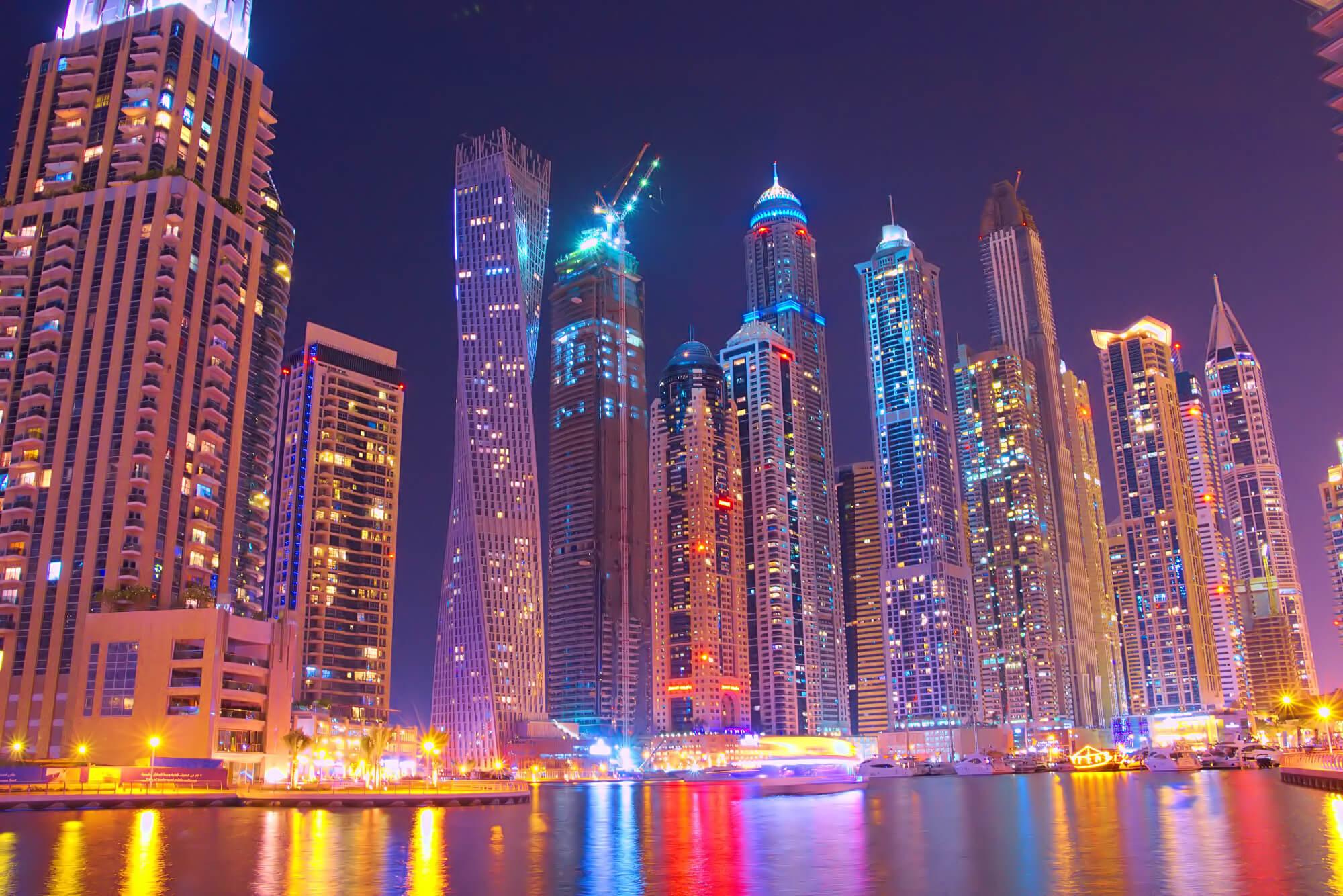 Дубай что посетить ночью купить дом в португалии цены