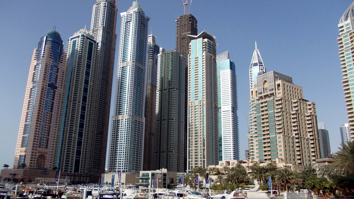Недвижимость в Дубаи