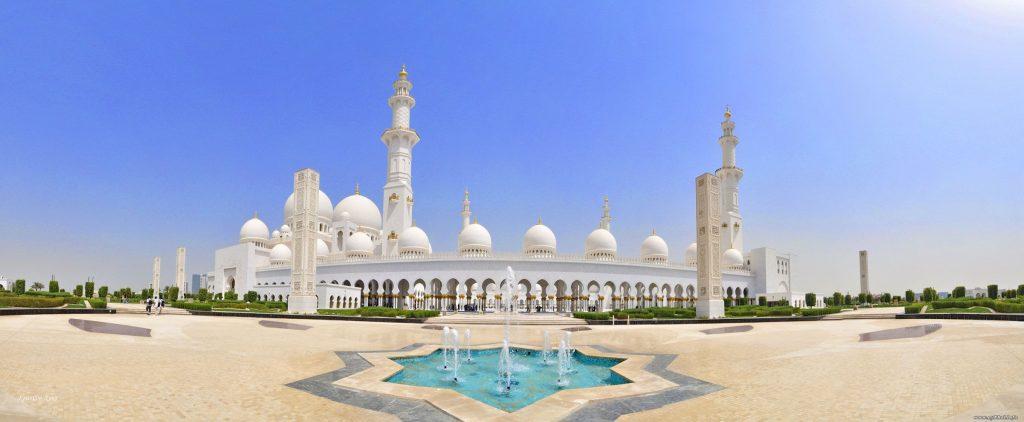 Мечеть шейха Заеда в Абу-Даби
