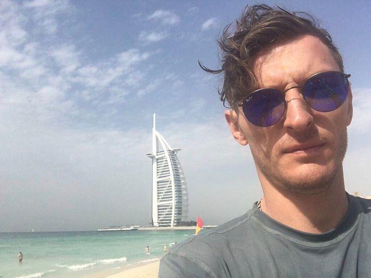 Павел Воля в Дубаи