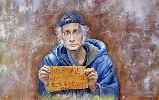 Путин беженец