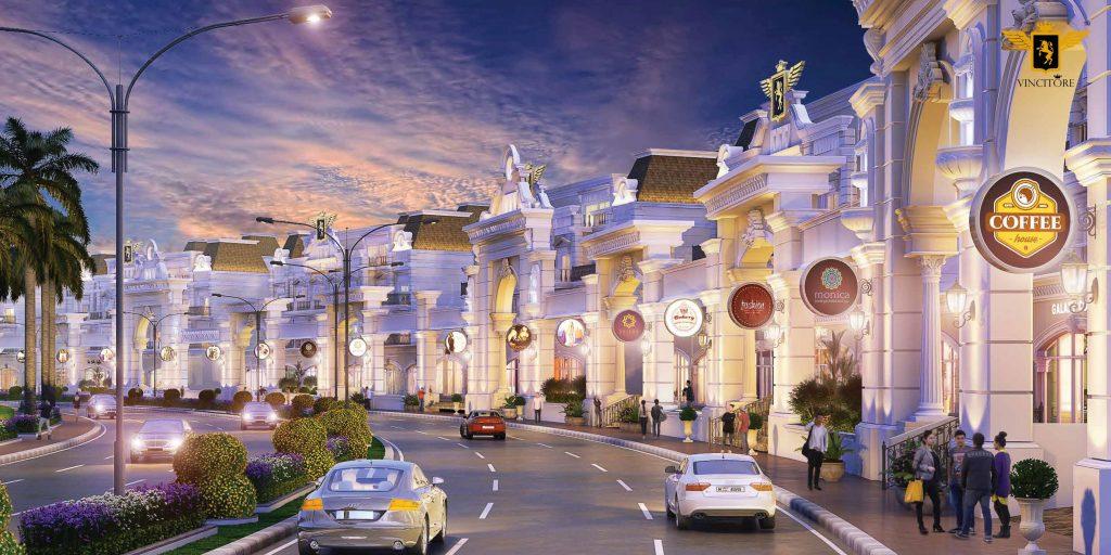 В Дубае анонсировали новый жилой проект с 30 бутиками